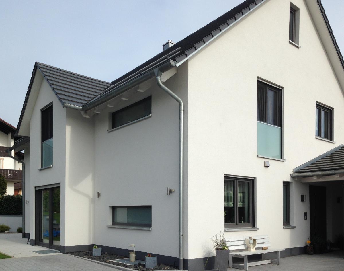 Fenster Fürstenfeldbruck lieferung und montage wicknorm kunststoff alu fenster in